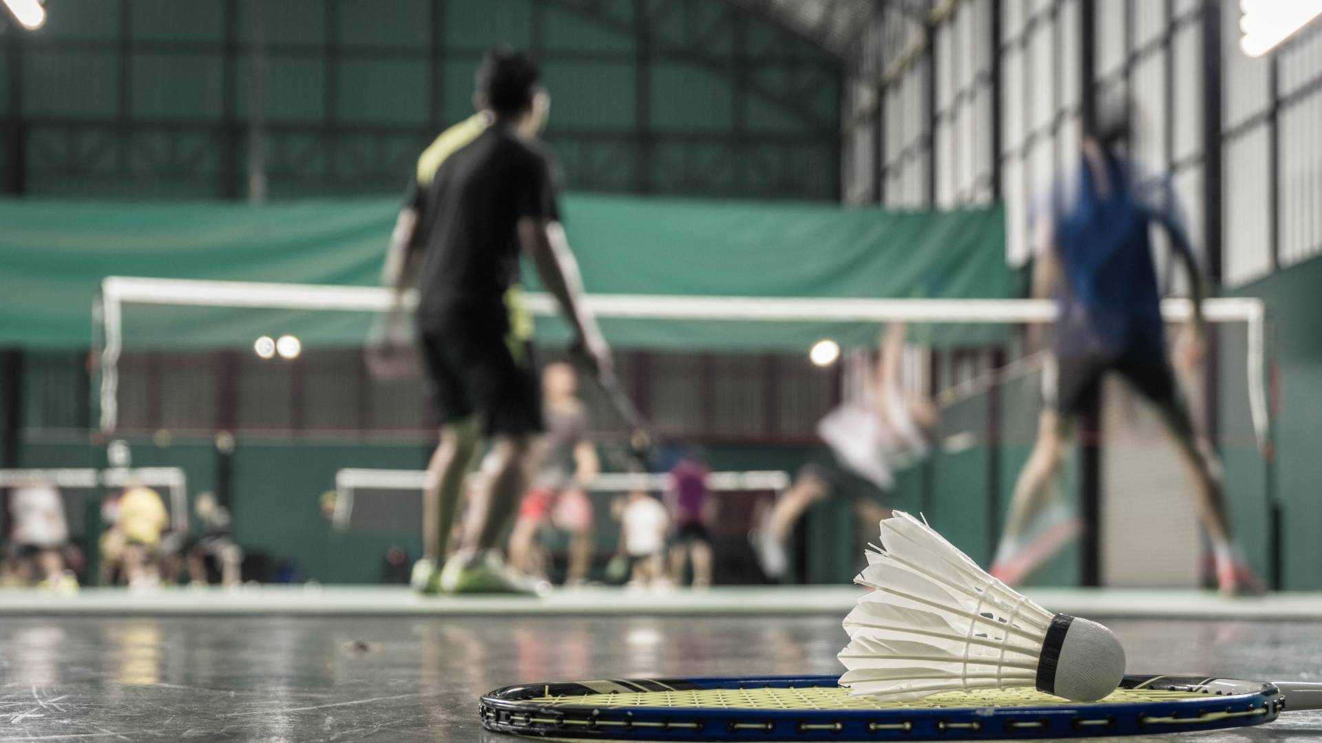 Badminton Olympia 2021